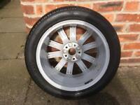 Audi a4 S line wheel 17 inch