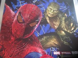 Spider-Man Colouring set - metal case