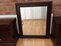 Large Wall Hanging Mirror, New / Boxed.