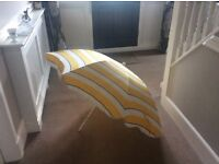 M & S Portable sunshade