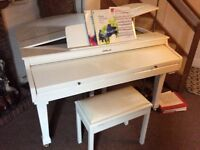 ORLA CDP31 BABY GRAND 310 STAGE PRO DIGITAL PIANO IN WHITE