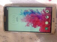 LG G3 metallic gold 16 gb