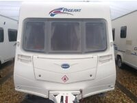 Bailey pageant series 6. 4 berth.