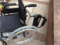 Roma Medical self propelled Wheelchair.