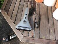 Heated Windscreen ice remover