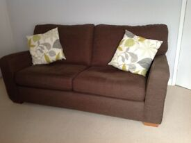 M & S Winchester Large 2 Seat Sofa - Good Condition