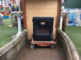 Mulifuel.woodburning stove