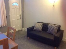 Fully furnished double room - city centre location, parking + all amenities living with owner
