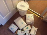 Mothercare Terry Nappies Starter Kit
