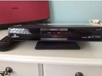 HD Freesat tv box