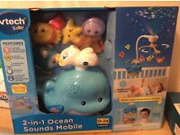 Vtech whale mobile 2 in 1