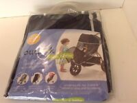 Outlook Shade A Babe Universal Buggy Pram & Stroller, Sun UV & Insect Protection