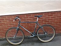 Mens Sarescen custom made bike