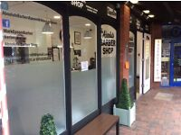 Barber Required Required Epsom and Dorking