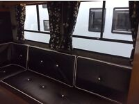 Camper van Horsebox and boat seating cushions made to measure