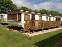 Caravan to rent, Skegness, 2 bedrooms, DATES AS BELOW, Highfields holiday park 4 berth caravan