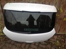 Vauxhall corsa limited edition tail gate