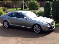 Stunning low mileage S Class 320cdi auto with full Main Dealer History