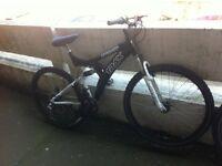 Trax tfs20 bike