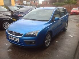 FORD FOCUS ZETEC AUTO LOW MILEAGE NATIONWIDE DELIVERY