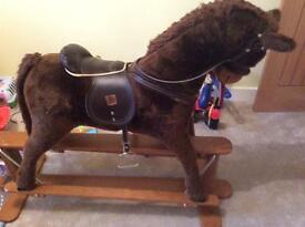 Brandy the rocking horse from mamas & papas