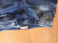 Boys Zara jeans aged 11-12