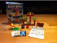 Angry Birds – Knock on Wood Game
