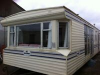 Willerby Gainsborough FREE UK DELIVERY 33x12 2 bedrooms 2bathrooms over 150 offsite static caravans