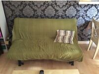 SOFA BED IN EXCELLENT CONDITION WELL LOOKED AFTER £80