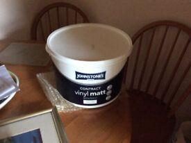 Matt emulsion paint