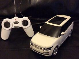 Remote control Range Rover