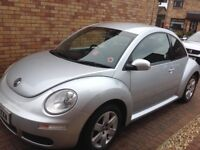 Outstanding VW Beetle for sale, 1 owner from new, loved & well looked after. New car forces sale.