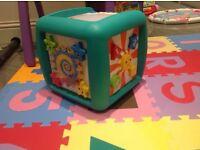 ELC Giant Activity Cube