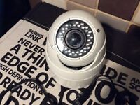 1 QVIS DOME IP CAMERA LENS 2.8 - 12mm ROHS £100 Ono no reasonable offer refused