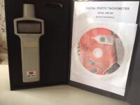 Digital Photo Tachometer