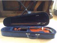 CHEAP- primavera 1/2 size violin