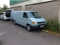 Vw transporter 25 diesel 10 months mot bargin no vat