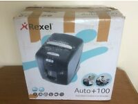 Rexel Auto+ 100 shredder. Ideal for home or small business use. RRP £190