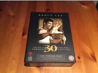 Bruce Lee 30th anniversary commemorative edition 6 disc collections edition DVD box set