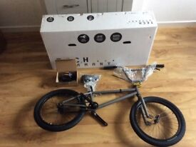THE INDUSTRY CRISPY BMX DESIGNED BY RYAN TAYLOR NEW IN BOX