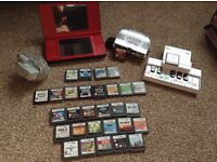 Nintendo XL special edition with 30 games including 8 POKEMON
