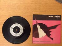 "The Headboys The Shape Of Things To Come UK 7"" vinyl single"