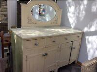 Original Arts and Crafts Cabinet for sale