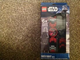 Star Wars Lego watch