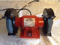 Sealy bench grinder