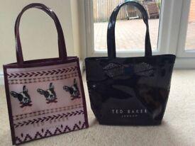 Ted Baker PVC bags