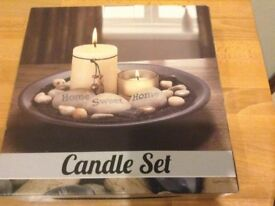 Candle Set, BRAND NEW ,