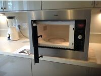 Microwave oven (built in) AEG MC2664E-M