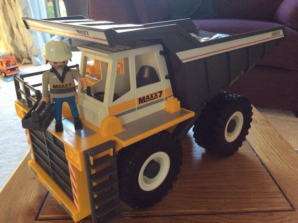Playmobil Add-On Series Mega Dump Truck