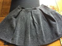 Size 8 topshop skirt